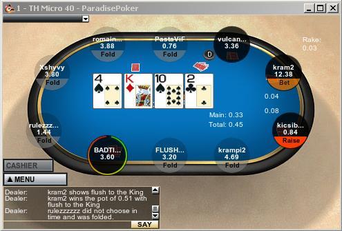 Sportingbet poker paradise casino royale poker room