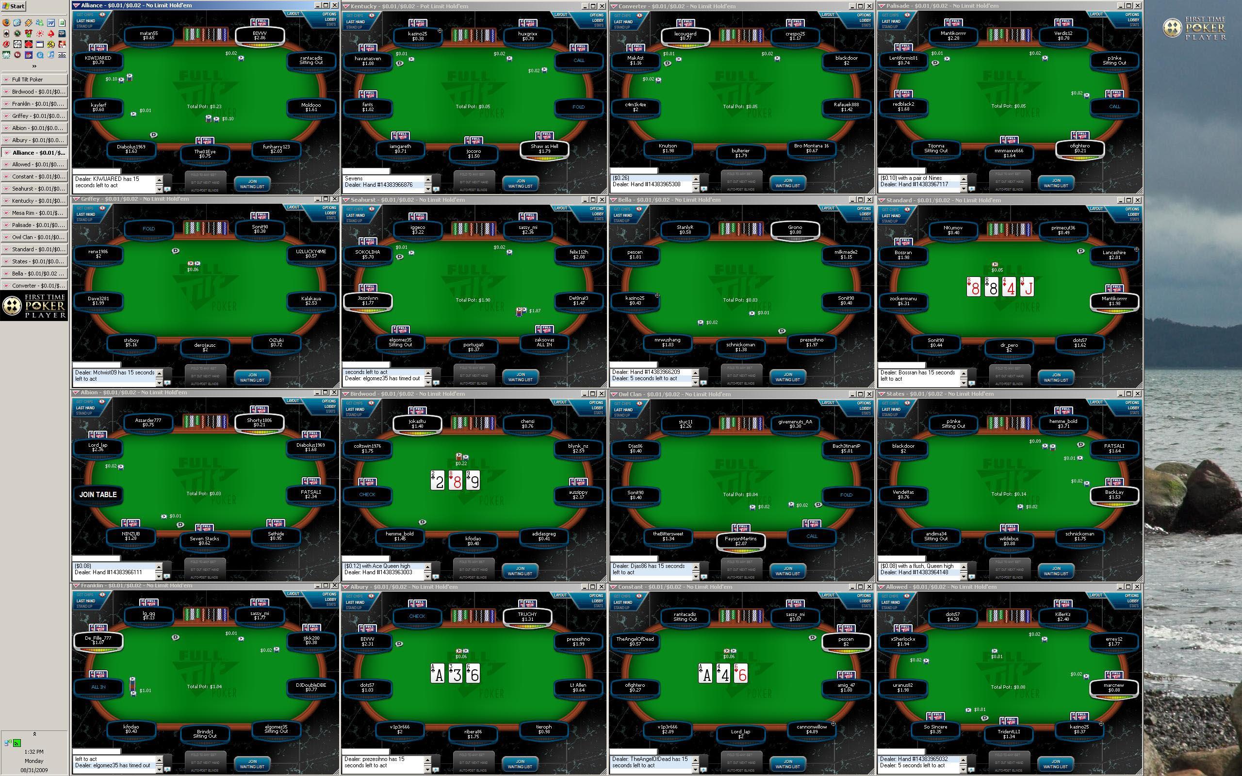 Poker tilt online